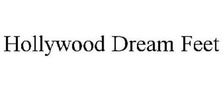 HOLLYWOOD DREAM FEET