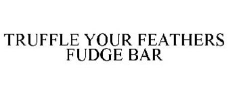 TRUFFLE YOUR FEATHERS FUDGE BAR
