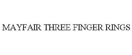 MAYFAIR THREE FINGER RINGS