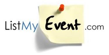 LIST MY EVENT.COM