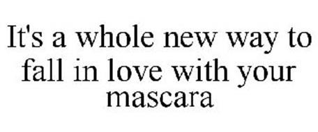 IT'S A WHOLE NEW WAY TO FALL IN LOVE WITH YOUR MASCARA