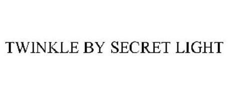 TWINKLE BY SECRET LIGHT