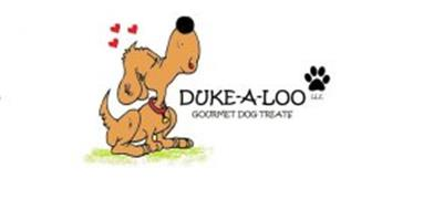 DUKE-A-LOO GOURMET DOG TREATS LLC