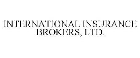 INTERNATIONAL INSURANCE BROKERS, LTD.