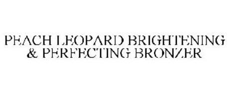 PEACH LEOPARD BRIGHTENING & PERFECTING BRONZER