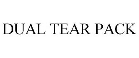 DUAL TEAR PACK