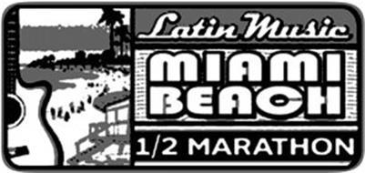 LATIN MUSIC MIAMI BEACH 1/2 MARATHON