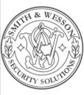 S W SMITH & WESSON AND SECURITY SOLUTIONS