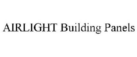 AIRLIGHT BUILDING PANELS