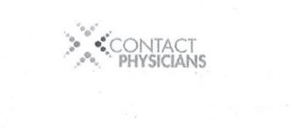 CONTACT PHYSICIANS X