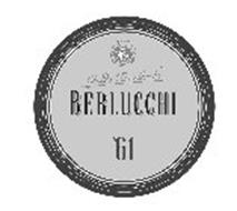 GB GUIDO BERLUCCHI BERLUCCHI '61