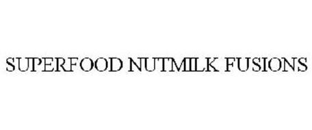 SUPERFOOD NUTMILK FUSIONS