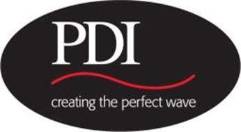 PDI CREATING THE PERFECT WAVE