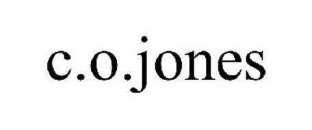 C.O.JONES