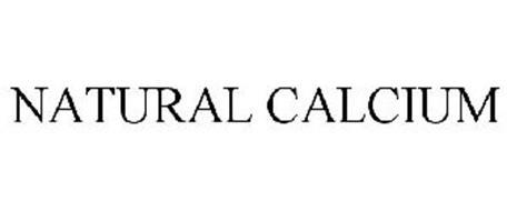 NATURAL CALCIUM