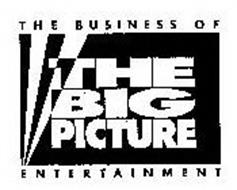 THE BIG PICTURE THE BUSINESS OF ENTERTAINMENT