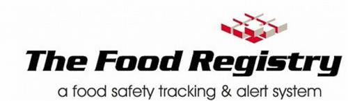 THE FOOD REGISTRY A FOOD SAFETY TRACKING & ALERT SYSTEM