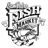SAN PEDRO FISH MARKET PORTS O'CALL VILLAGE