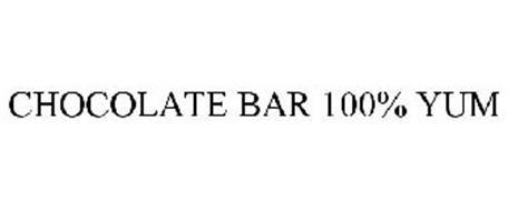 CHOCOLATE BAR 100% YUM