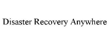 DISASTER RECOVERY ANYWHERE
