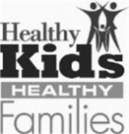 HEALTHY KIDS HEALTHY FAMILIES