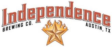 INDEPENDENCE BREWING CO. AUSTIN, TX