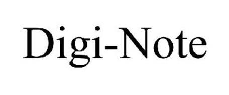 DIGI-NOTE