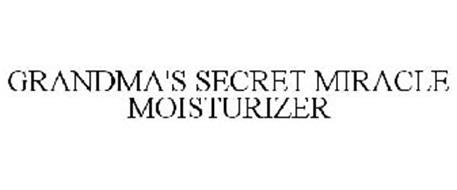 GRANDMA'S SECRET MIRACLE MOISTURIZER