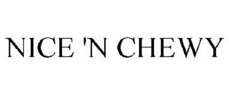 NICE 'N CHEWY