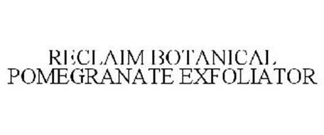 RECLAIM BOTANICAL POMEGRANATE EXFOLIATOR