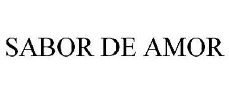 SABOR DE AMOR