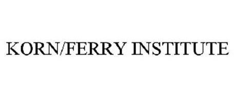 KORN/FERRY INSTITUTE