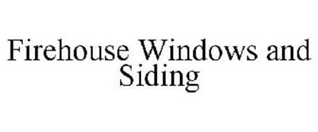 FIREHOUSE WINDOWS AND SIDING