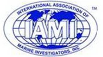 INTERNATIONAL ASSOCIATION OF MARINE INVESTIGATORS, INC. IAMI