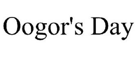 OOGOR'S DAY