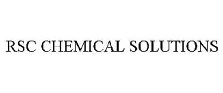 RSC CHEMICAL SOLUTIONS