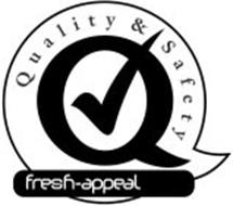 QUALITY & SAFETY FRESH-APPEAL