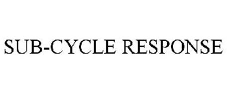 SUB-CYCLE RESPONSE