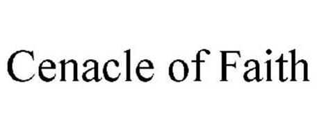 CENACLE OF FAITH