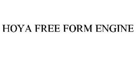 HOYA FREE FORM ENGINE
