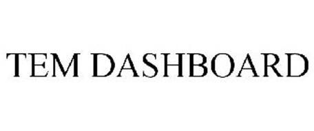 TEM DASHBOARD