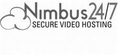 NIMBUS 24/7 SECURE VIDEO HOSTING