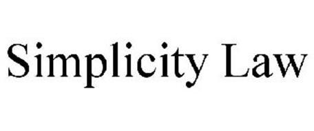 SIMPLICITY LAW