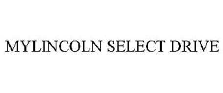 MYLINCOLN SELECT DRIVE