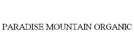 PARADISE MOUNTAIN ORGANIC