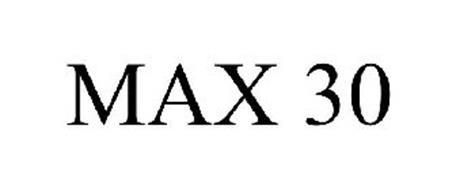 MAX 30