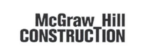 MCGRAW HILL CONSTRUCTION