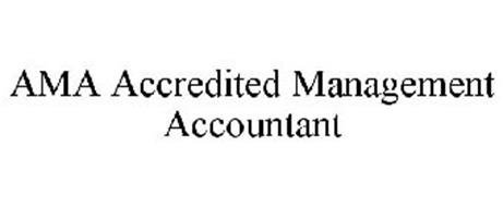 AMA ACCREDITED MANAGEMENT ACCOUNTANT