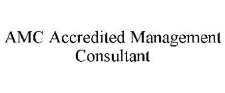 AMC ACCREDITED MANAGEMENT CONSULTANT
