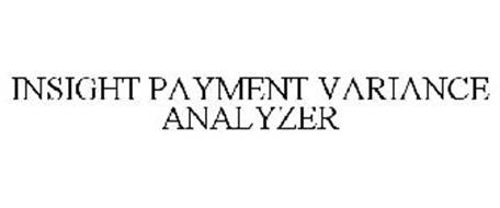 INSIGHT PAYMENT VARIANCE ANALYZER